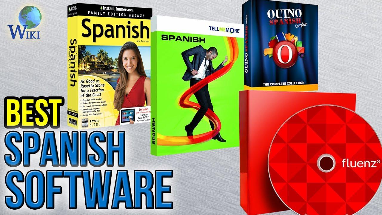 8 Best Spanish Software 2017