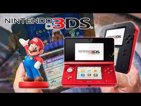 Todo lo que puede hacer tu Portatil Nintendo.3DS/2DS y sus Perifericos.(HD)