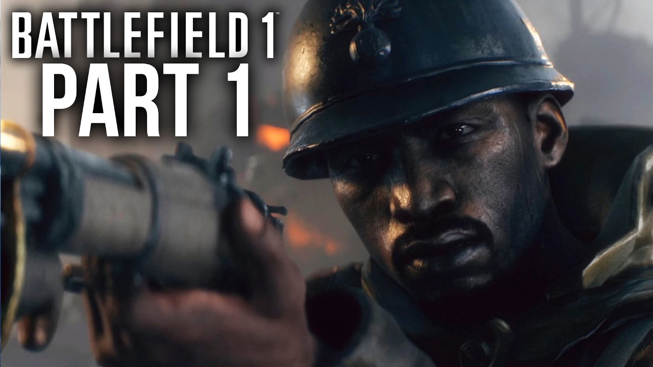 battlefield 1 singleplayer