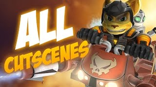 Ratchet and Clank HD Collection Cutscenes - Ratchet and Clank 2: Going Commando (60fps HD)