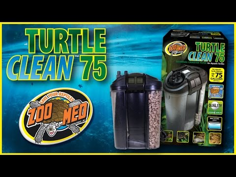 Zoo Med Turtle Clean™ 75 External Canister Filter