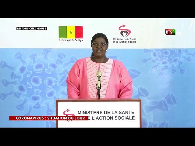 Covid-19 au Sénégal 6 nouveaux cas testés positifs