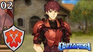 Fire Emblem Echoes: Shadows Of Valentia - Lukas & The Deliverance, Leaving For Battle - Episode 2