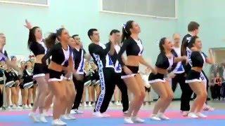 открытый чемпионат и первенство города Тюмени по черлидингу