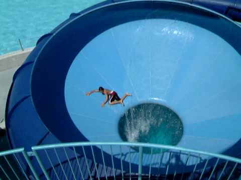 Bowl Water Ride Can Cun