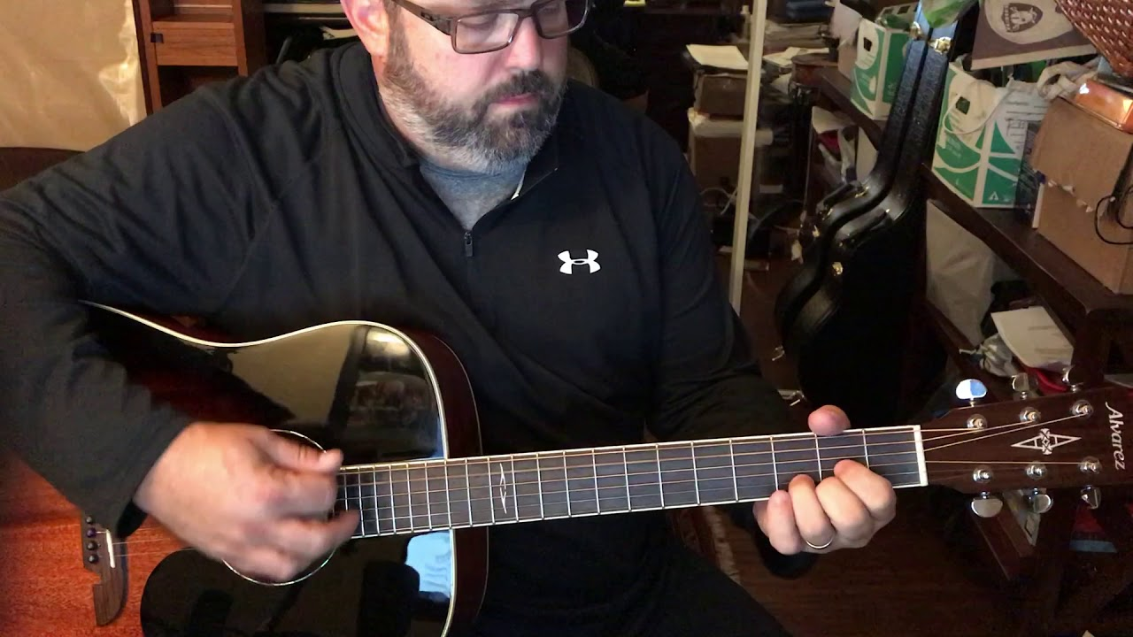 Love Will Turn You Around- Kenny Rogers (cover) - YouTube