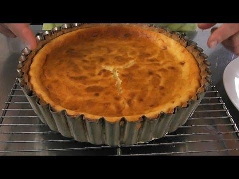 gaetana`s-baked-ricotta-tart-(-crostata-di-ricotta)---theitaliancookingclass.com