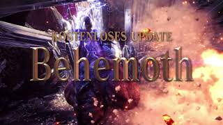 Monster Hunter: World x Final Fantasy XIV - Behemoth Trailer