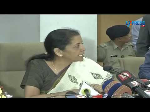 New Commerce and Industry Minister Nirmala Sitharaman takes charge