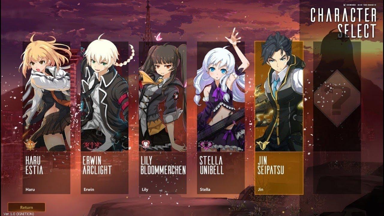 Top 10 Games Anime MMORPG 2018