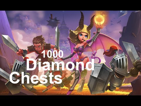 Little Empire - Is it worth opening a 1000 diamond chest?