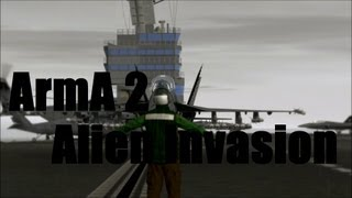 arma 2 alien invasion  hd