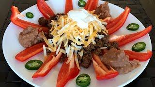 Beachbody recipes: bell pepper nachos ...