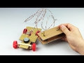 How to Make a RC Car at Home Easy - Remote Controlled Car