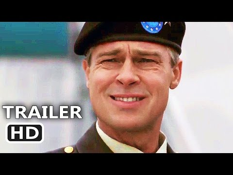 WAR MACHINE Official Full online (2017) Brad Pitt, Netflix Movie HD