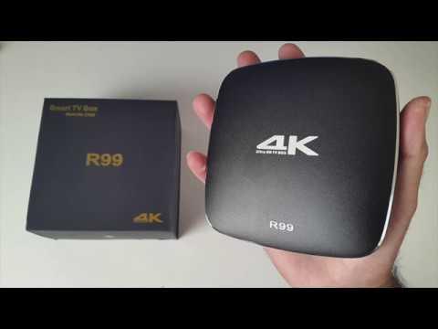 2017 Powerful Hexa-core Android TV Box - EBOX R99