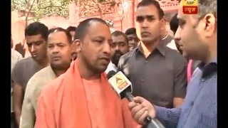 EXCLUSIVE: Muslims in Gujarat are most secure, says Yogi Adity…