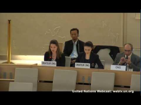 Human Rights Council,  Nauru Report