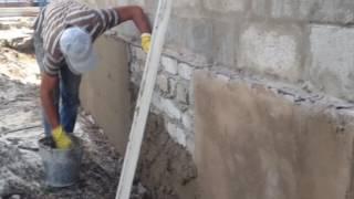 видео можно ли сделать гидроизоляцию на готовым фундаменте