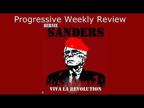 Progressive Weekly Review - Guest Pat Cote AKA  (@SilERabbit ) Nate's Liver on Twitter