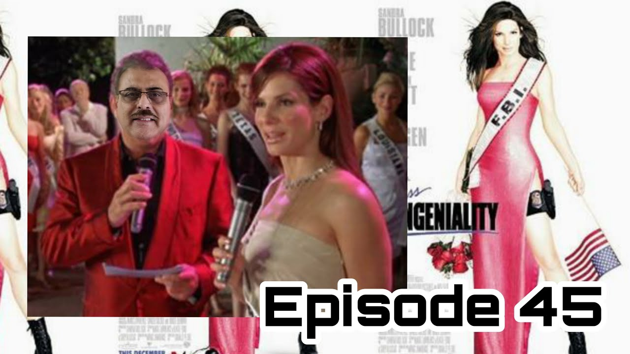 Miss Congeniality - American comedy film, enjoy with the family and watch the sequel 2 next episode.