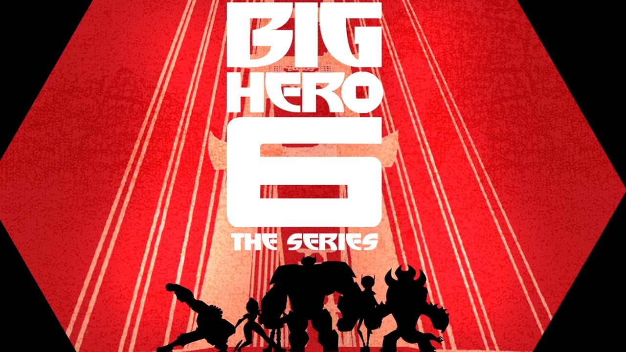 Big hero 6 credits scene they are not only books - Main Title Big Hero 6 The Series Disney Xd