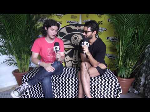 Interview: R3hab at Future Music Festival Brisbane (2014)
