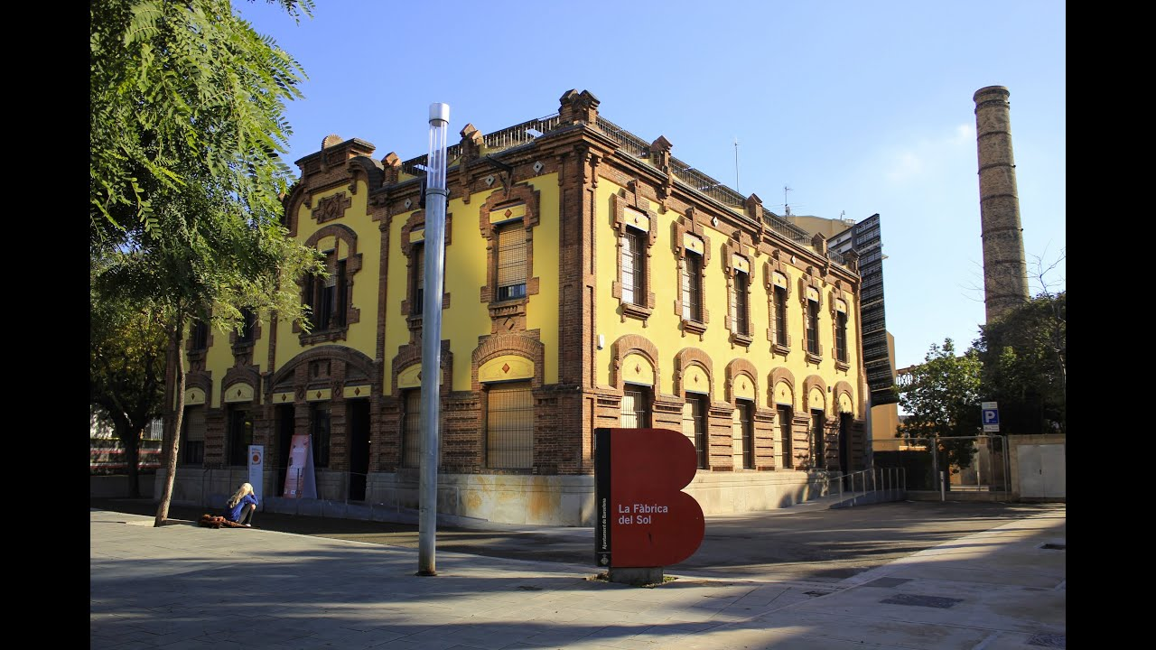 La fabrica del sol sustainability education barcelona for La fabrica del mueble sevilla