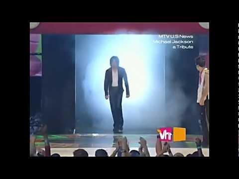 Michael Jackson feat. NSync - MTV Video Music Awards 2001
