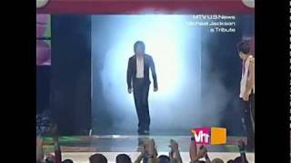 Michael Jackson feat. NSync - MTV Video Music Awards 2001