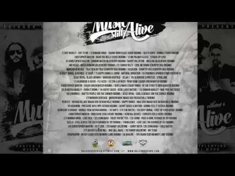Balooba Sound - Music Still Alive Vol. 4 (Hosted By Randy Valentine) (Reggae Mixtape 2016)