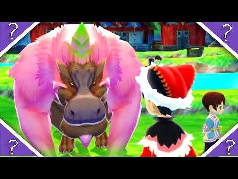 Monster Hunter Stories The Legend Of Zelda Collaboration Nintendo 3ds Youtube