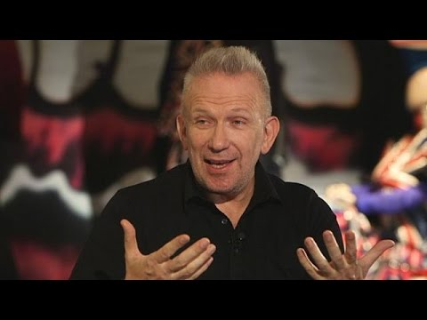 Interview de Jean-Paul Gaultier :