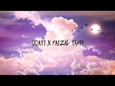 SEJATI -x- FAIZAL TAHIR [KARAOKE]