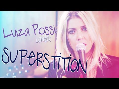Luiza Possi - Superstition Stevie Wonder  LAB LP