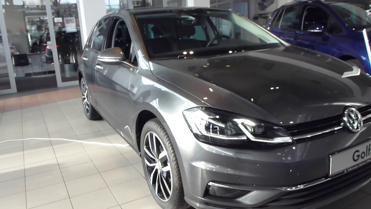 2018 VW Golf ''Join'' 1.5 TSI ACT BlueMotion Exterior & Interior 130 Hp * Playlist - YouTube