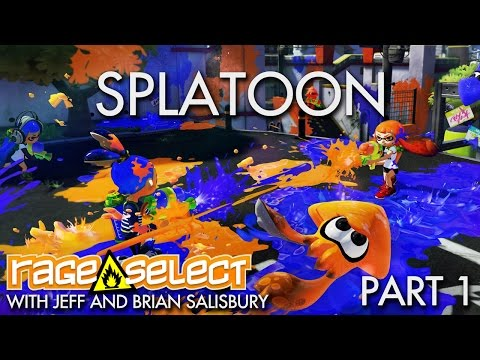 The Dojo - Splatoon - Part 1