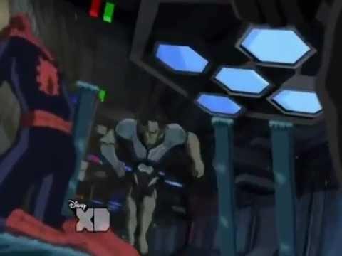 Ultimate Spider Man Spidey VS Green Goblin and VENOM - YouTube