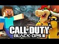 Black Ops Zombies: Many Modded Maps Ft. Jerma & Uberhaxornova