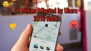 57 Million Affected by Ubers 2016 Hack  ~ Hacker Daily 11/22/17