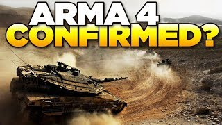 ARMA 4 CONFIRMED? Bohemia point to the future.