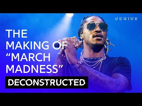 """The Making Of Future's """"March Madness"""" With Tarentino (808 Mafia) 