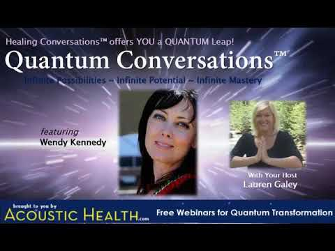 Pleiadian Wisdom for Balance & Restoration with Wendy Kennedy