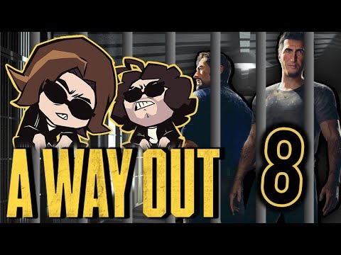 A Way Out: Over or Under - PART 8 - Game Grumps