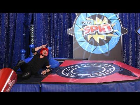 Josh Duhamel Plays 'Sorry Spin'
