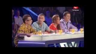 Наталья Гончарова на шоу X-Factor