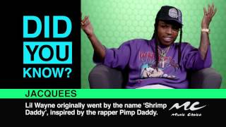 Jacquees: Did You Know?