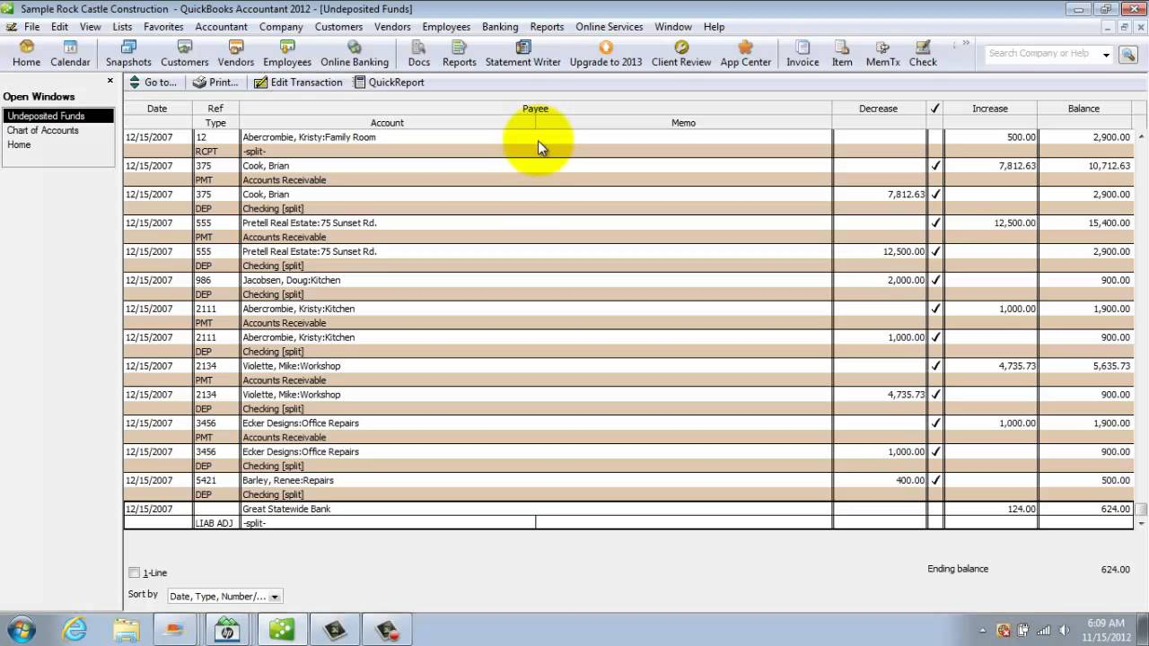 how to enter sales in quickbooks youtube