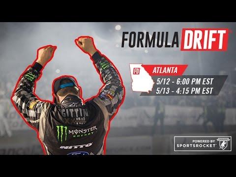 Network A Presents: Formula Drift Atlanta LIVE - Pro 2