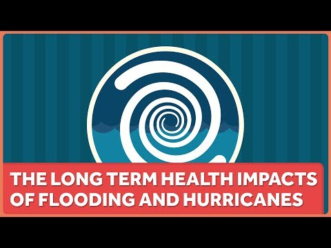 Hurricanes, Floods, and Their Long-term Health Impacts